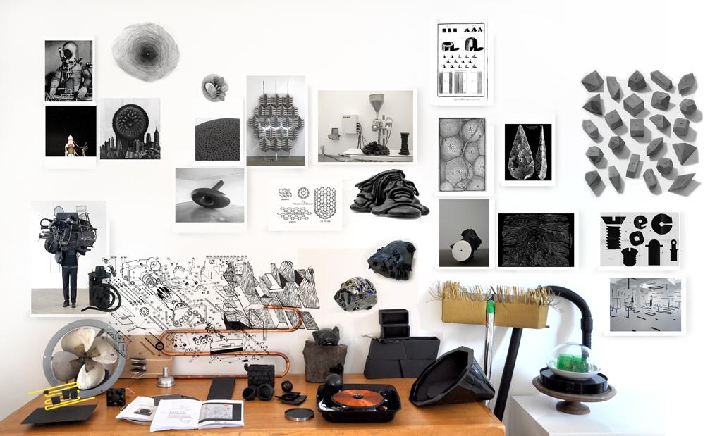introduction objet trou noir ga lle gabillet et st phane villard. Black Bedroom Furniture Sets. Home Design Ideas