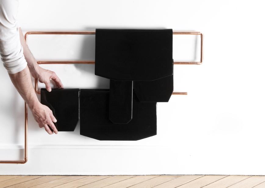 Radiateur et sa structure: ©Felipe Ribon