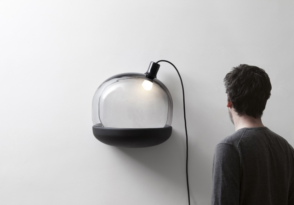 lampe murale curiosity